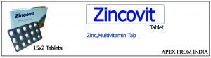 Zincovit Tablet ()