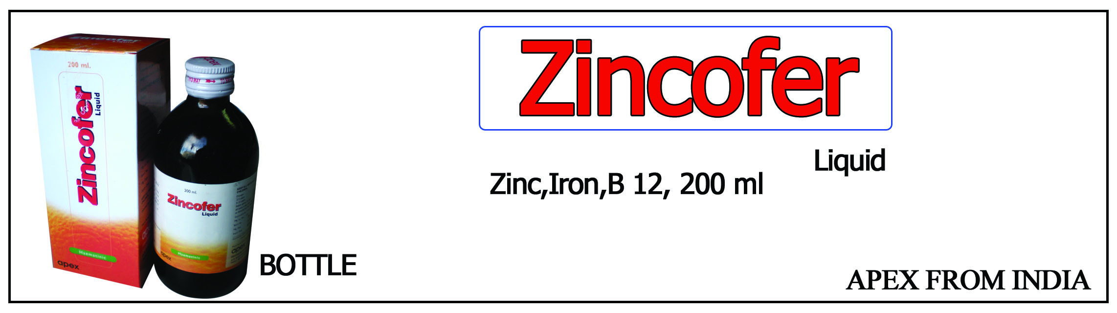 Zincofer Liquid