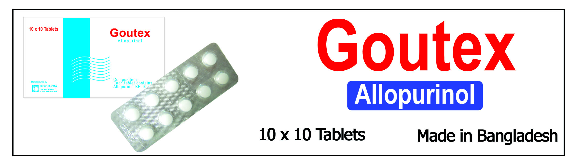 Goutex Tablet