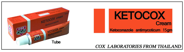 Ketocox Cream