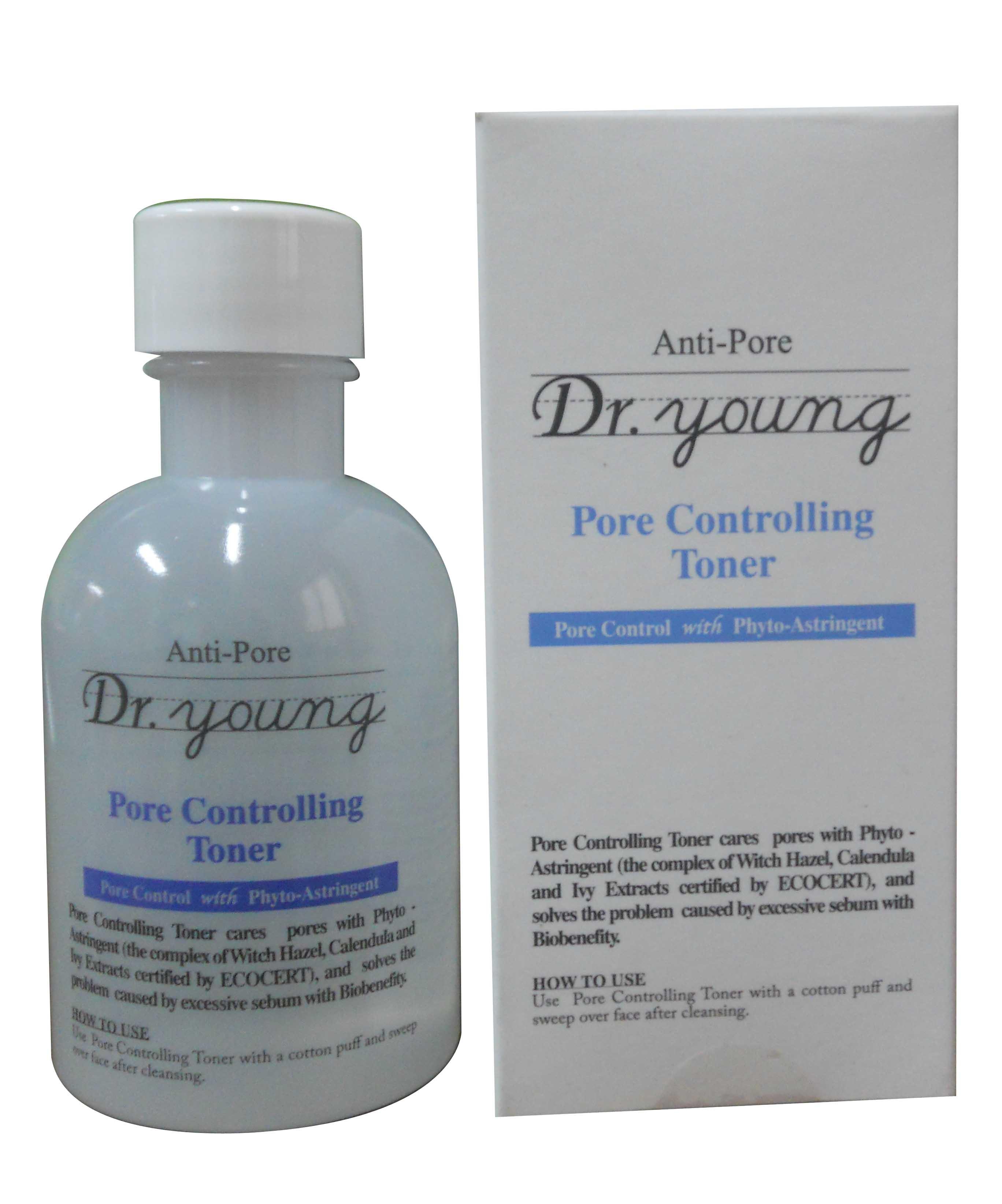 Anti-Pore (Pore Controlling Toner)