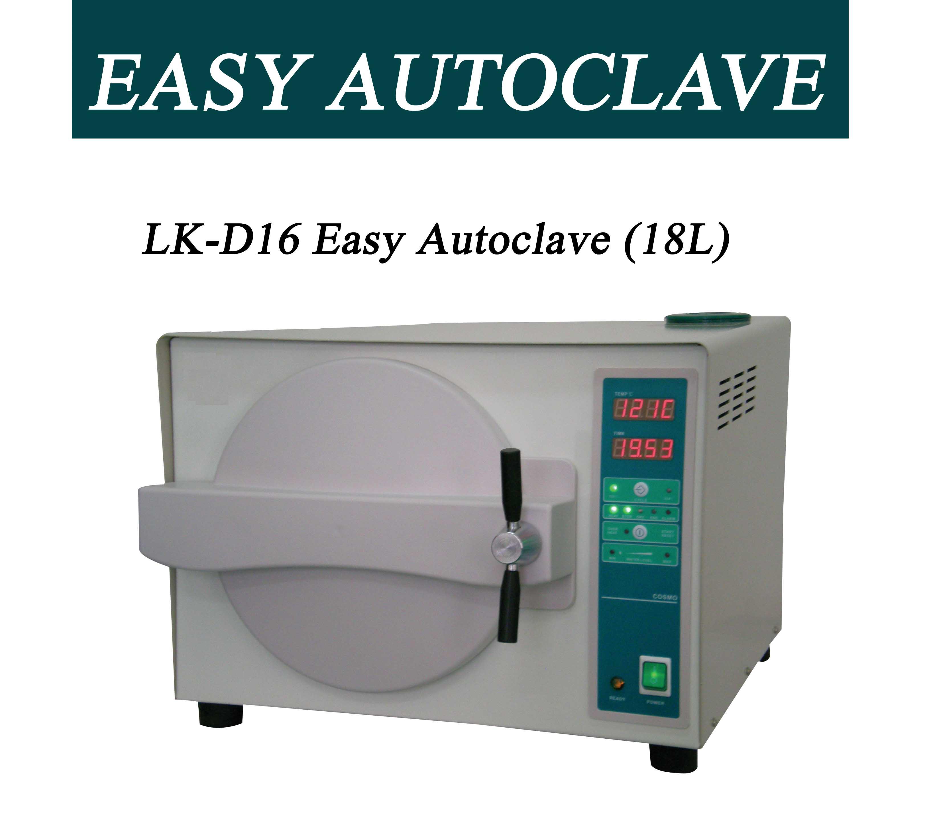 LK-D16 Easy Autoclave (18L)