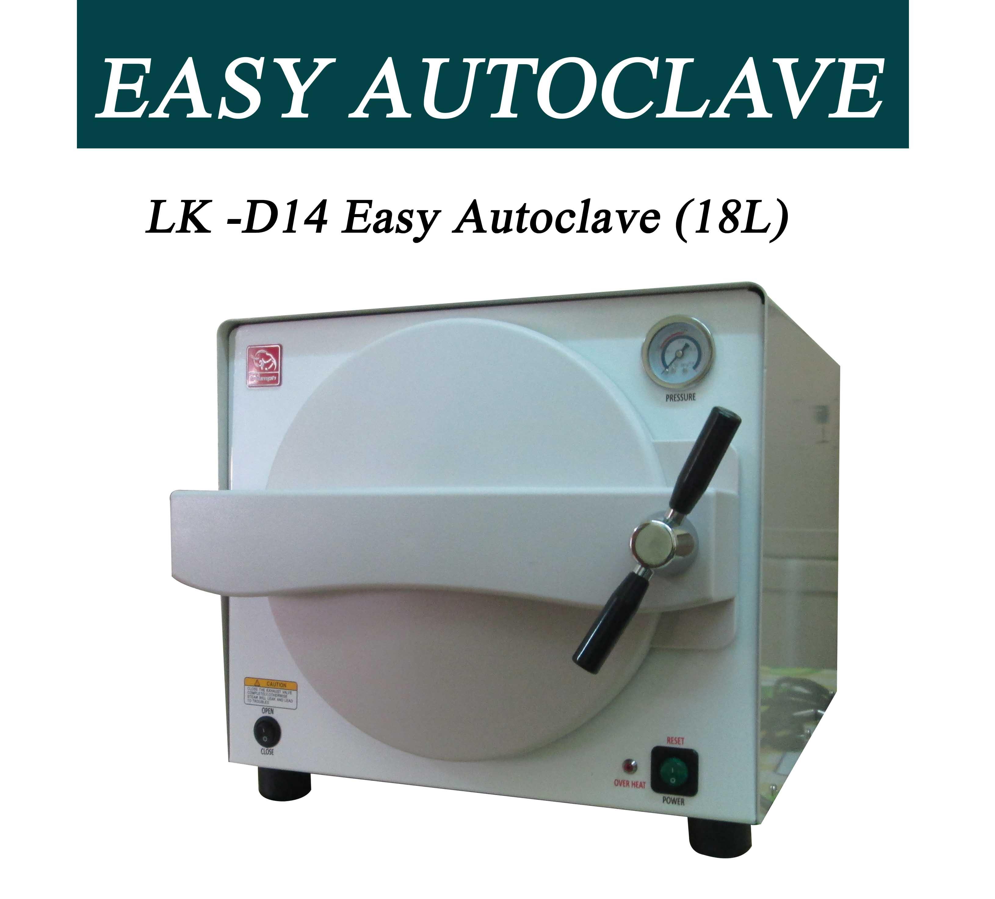 LK-D14 Easy Autoclave (18L)