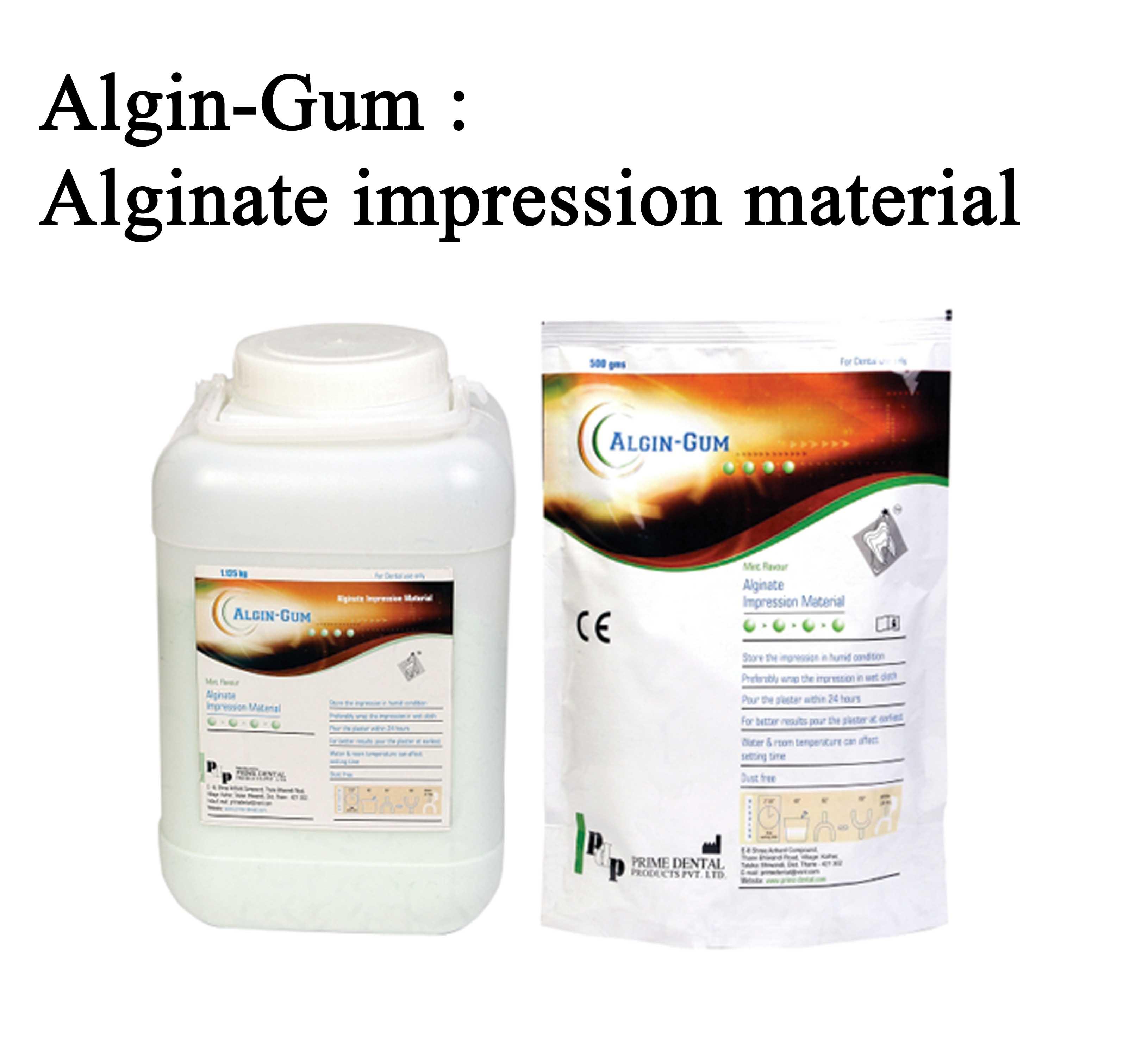 Algin-Gum