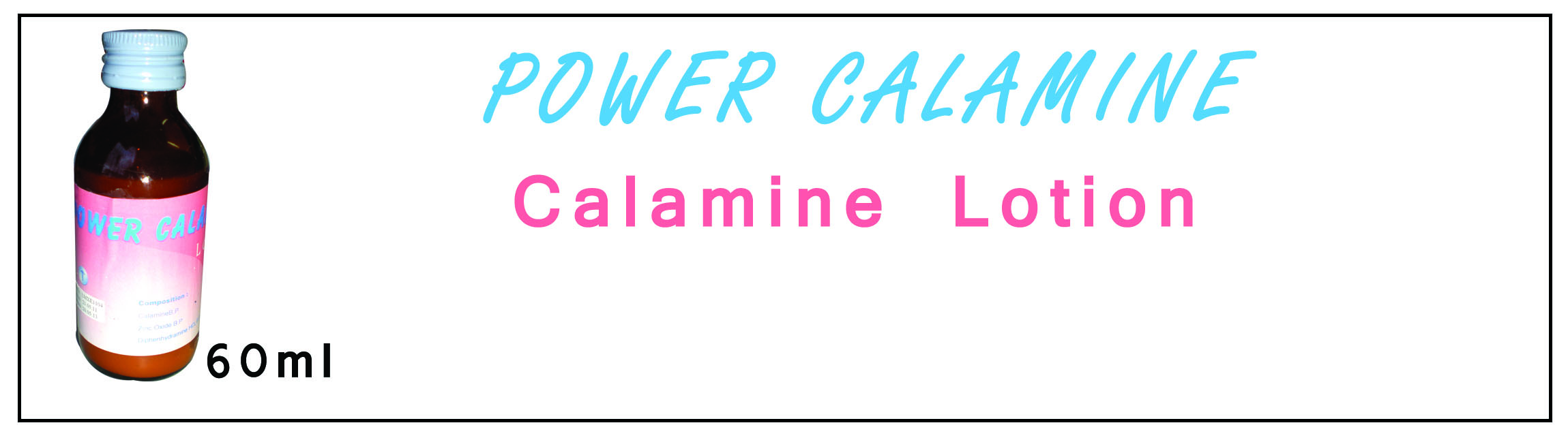 Power Calamine