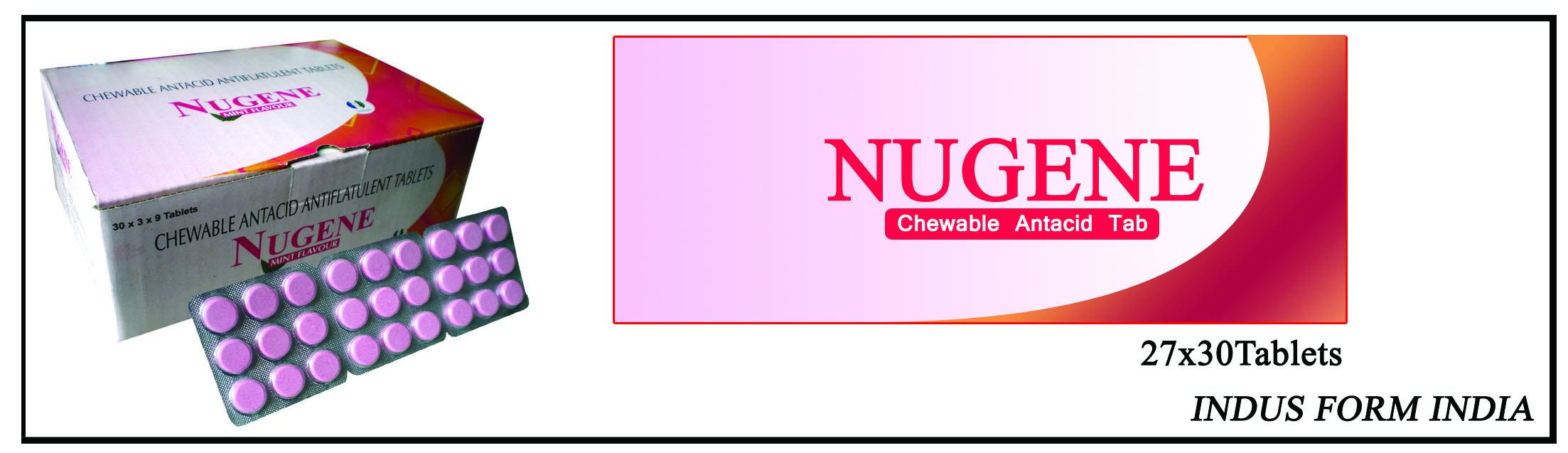 Nugene Tablet